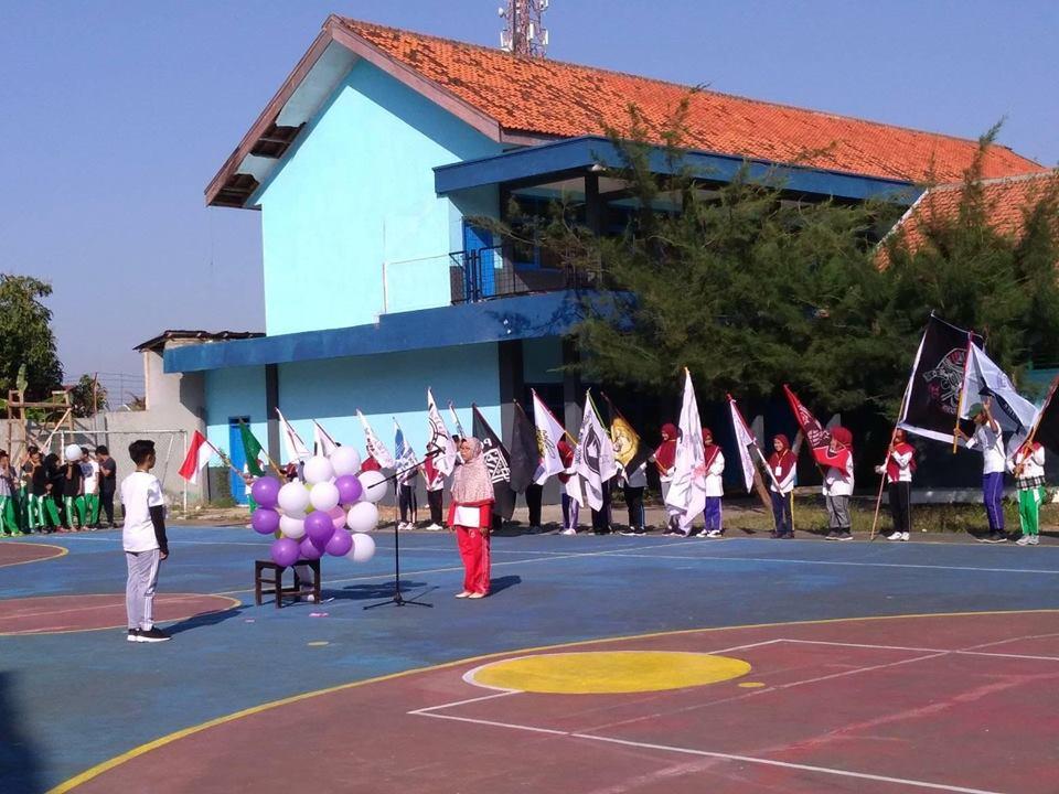 Opening Ceremony KTS Semester Ganjil 2018 Berlangsung Meriah