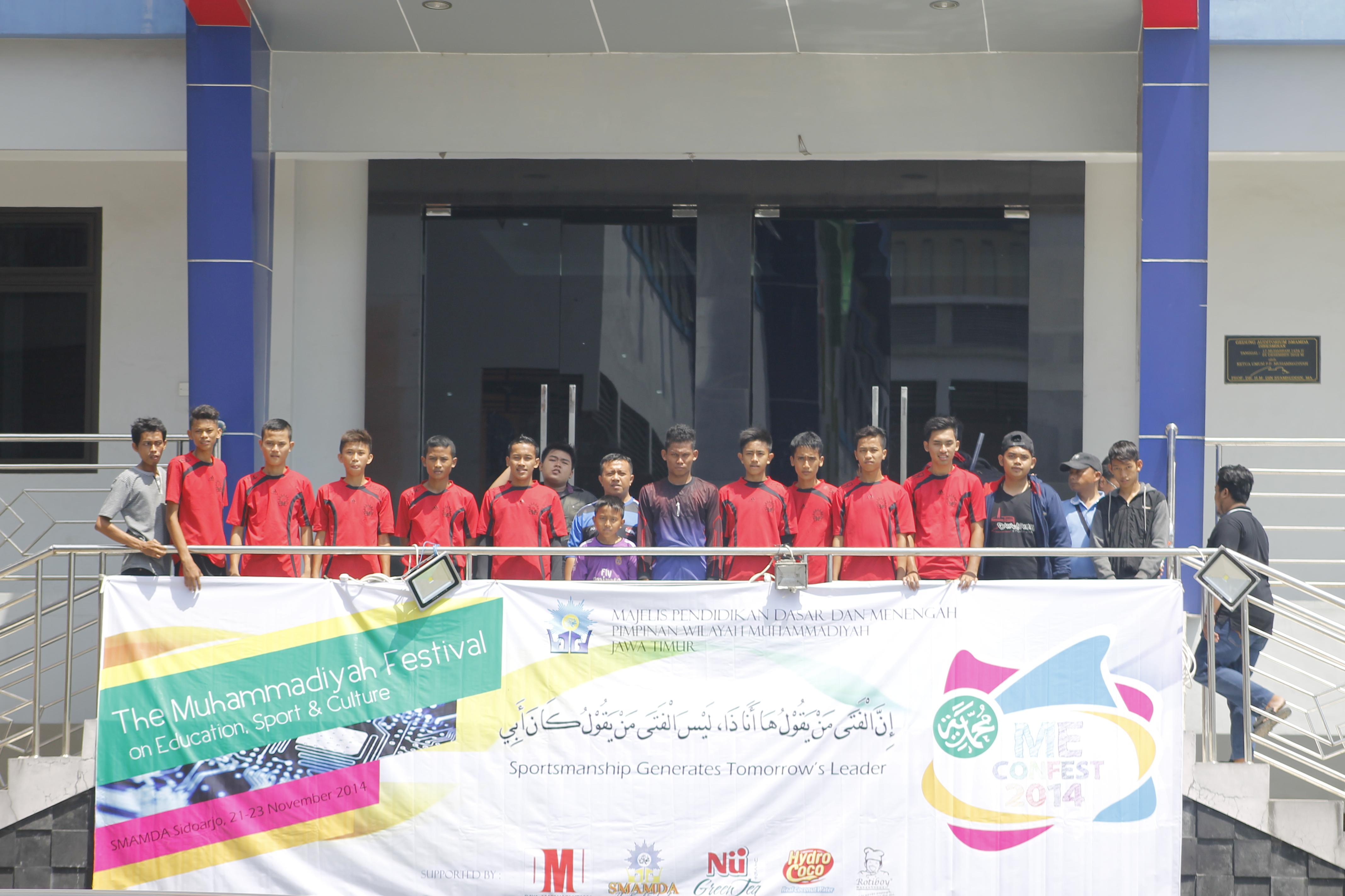 Futsal dan Sepak Bola SMUTU