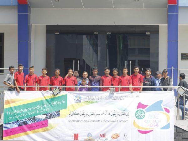 Futsal SMUTU: Punya Lapangan Sendiri, Berkompetisi Dibiayai