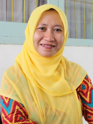 Qurratu Aini, S.Pd.I.