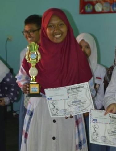 Juara I Stand Up Comedy Tingkat Kabupaten Sumenep