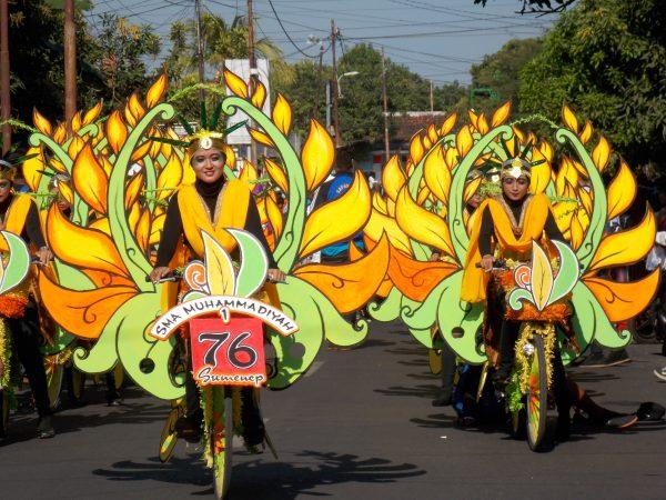 Langganan Juara Festival Sepeda Hias Sumenep