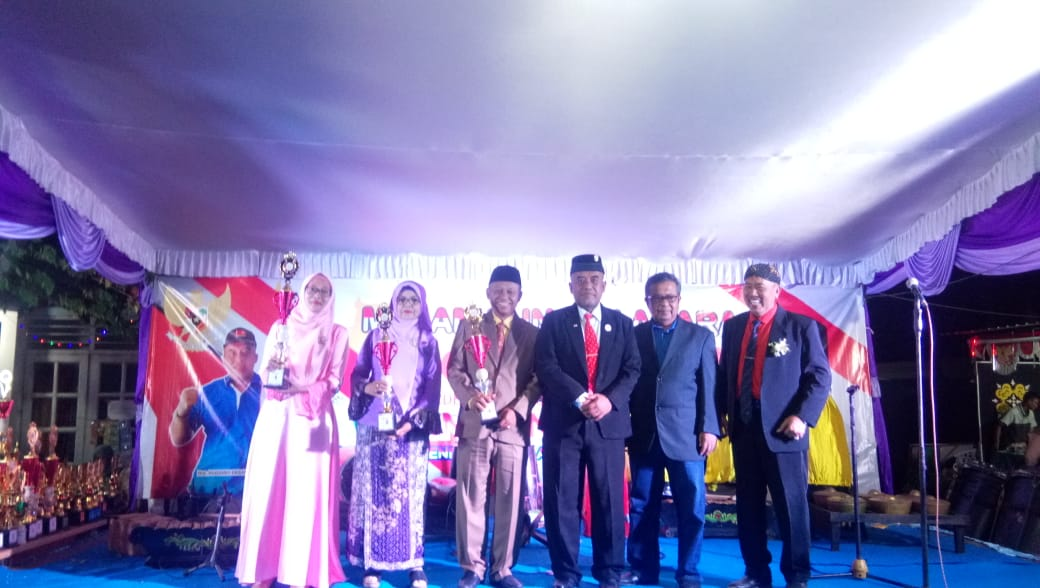Juara I SMA Double Track Se-Kabupaten Sumenep